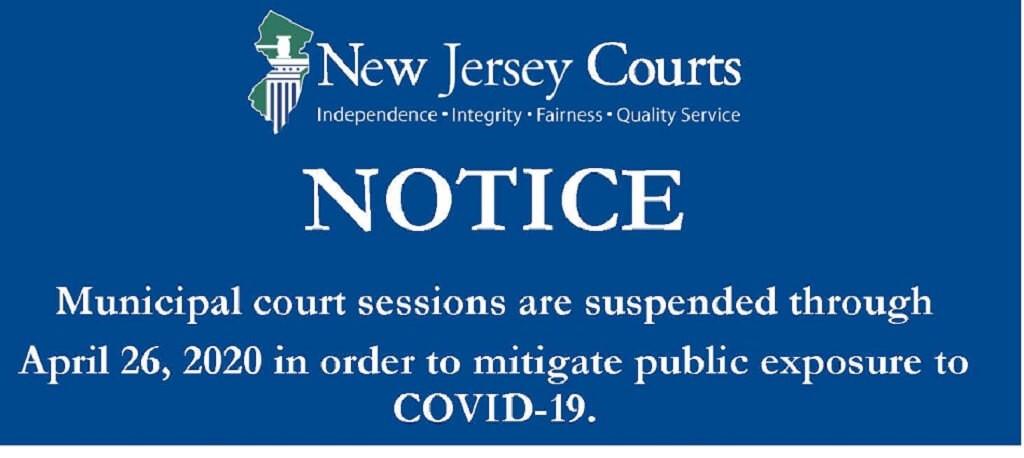 NJMC Court Session During Covid-19
